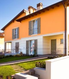 Villa bifamiliare - Parco Cantarane - Borgosatollo