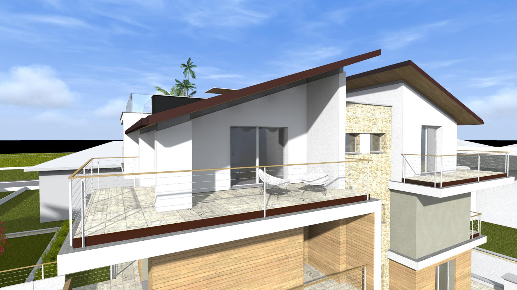 T1 trilocale con giardino for Software di piano terra residenziale