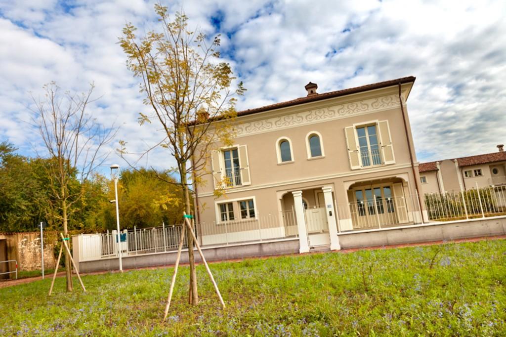 Villa Borgosatollo vendesi Living