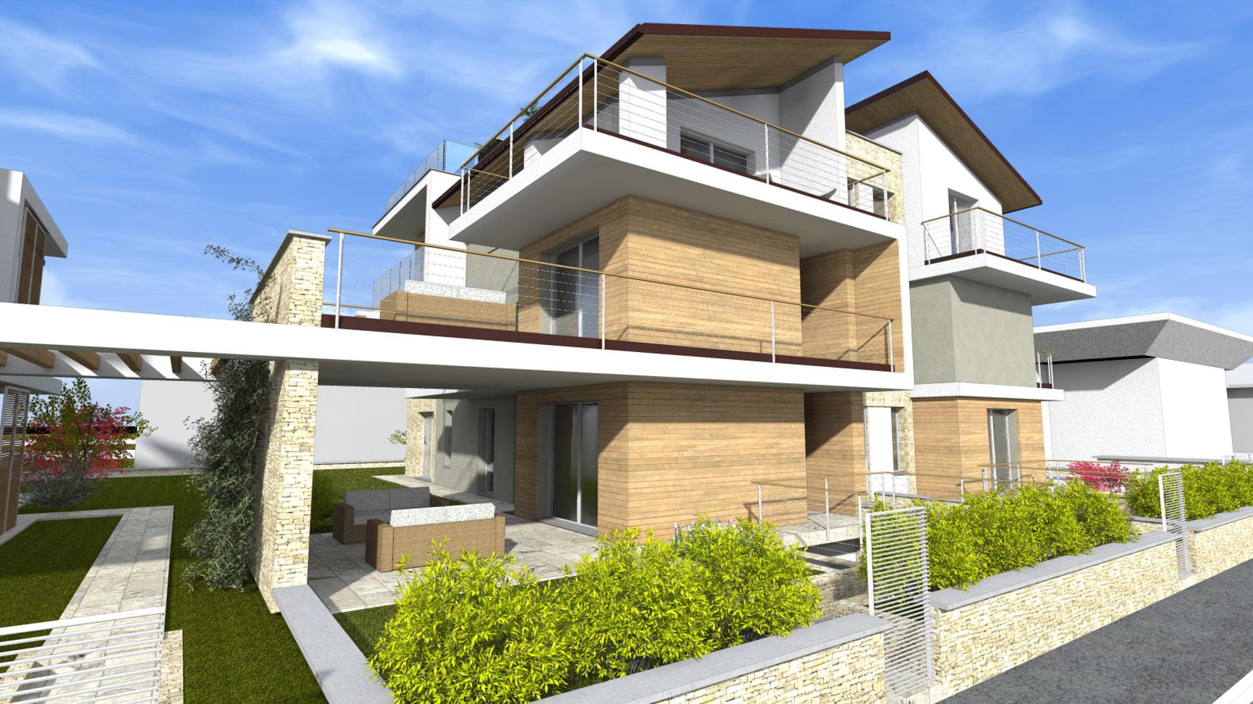 Q1 plurilocale con giardino for Software di piano terra residenziale